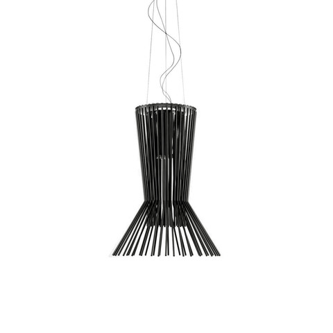 Подвесной светильник копия Allegretto Vivace by Foscarini (черный)