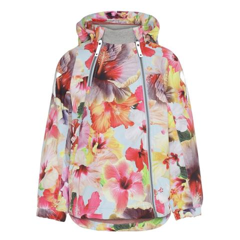 Molo Hopla Hibiscus Dream куртка весна для девочки