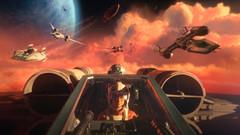 Star Wars: Squadrons (поддержка PS VR) (PS4, русские субтитры)