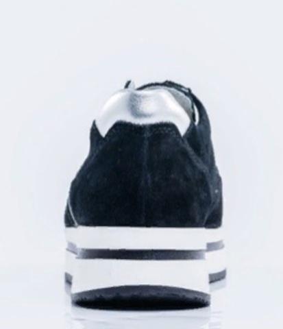 Туфли на платформе синие Котофей (ТРК ГагаринПарк)