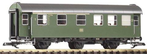3-осный перестроенный пассажирский вагон 1-го и 2-го класса DB IV