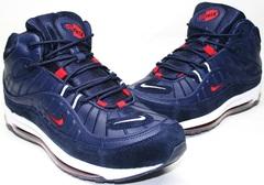 Теплые кроссовки Nike