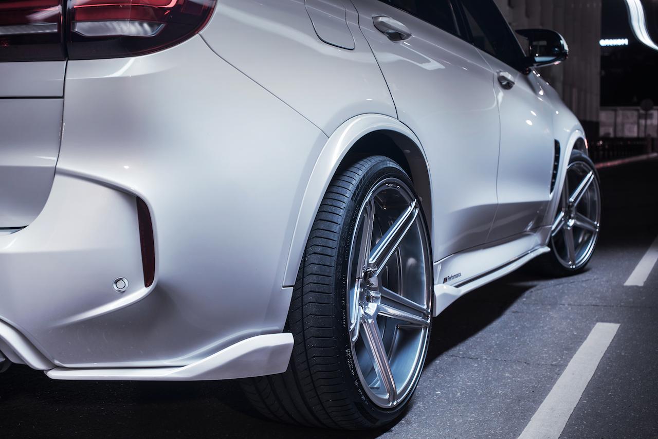 Обвес Ronin Design для BMW X5M F85