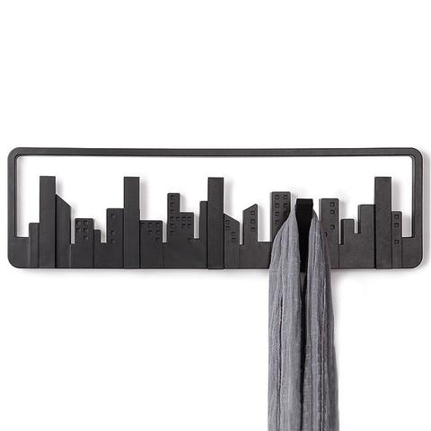 Вешалка настенная Skyline черная