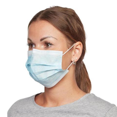 Коммерческое предложение: Маска для лица – и все-таки носим!