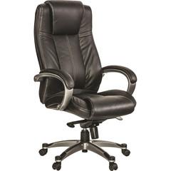 Кресло для руководителя Easy Chair 604 ML черное (кожа/пластик)