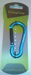 Брелок-карабин Kingcamp Gourd-Shape Carabiner 8013 - 2