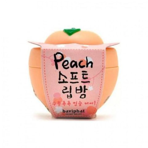 БХ Lip Бальзам для губ персик Urban Dollkiss Peach Soft Lip Balm 6гр