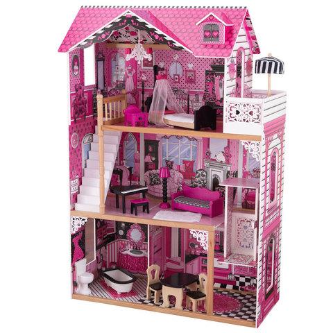 KidKraft Амелия - кукольный домик с мебелью 65093_KE