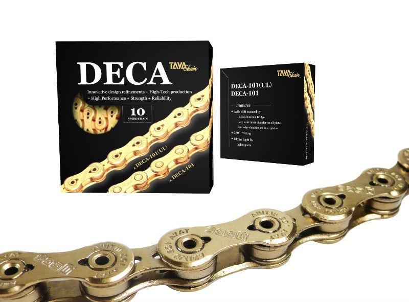Цепь Taya Chain Deca 10,1 S/B на 10 скоростей