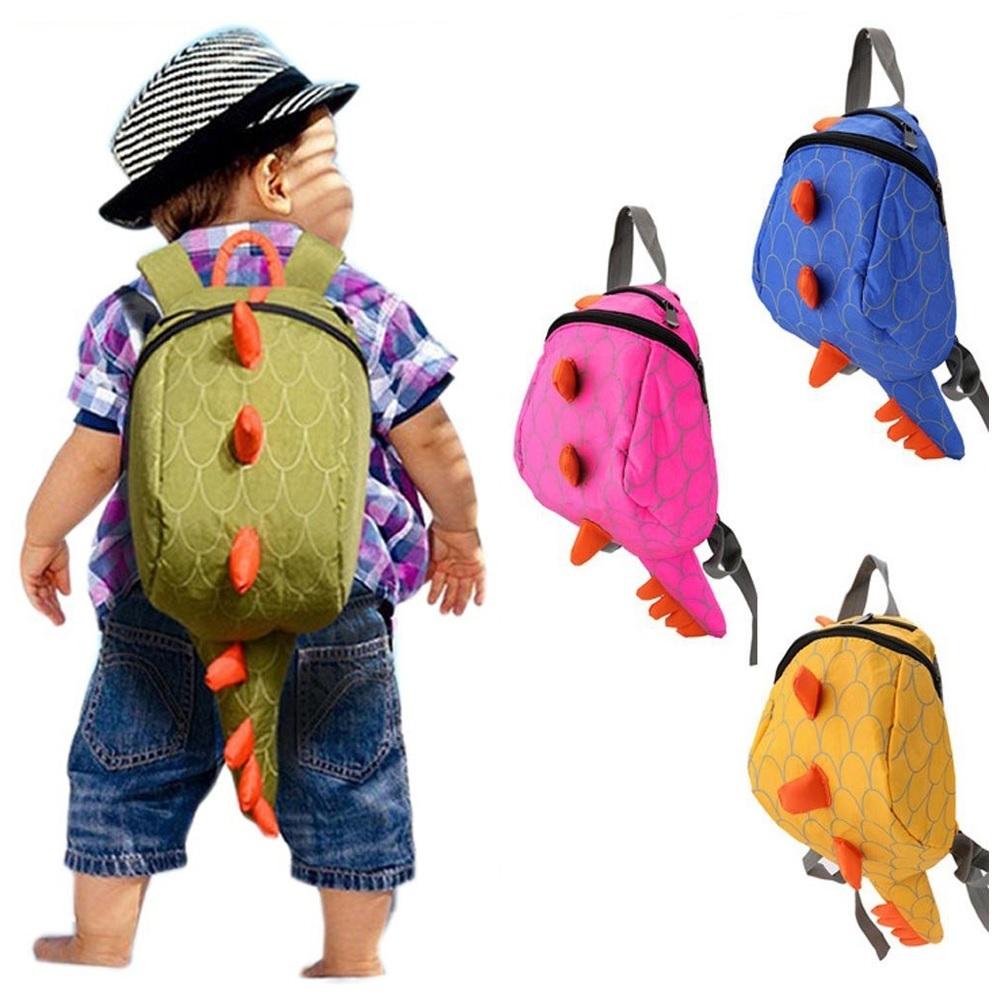 Динозавр рюкзак детский