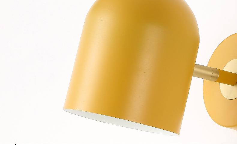 Настенный светильник Hood by Light Room (зеленый)