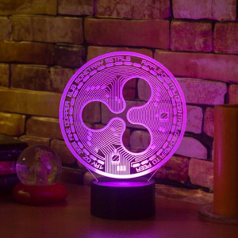 3D светильник Ripple (Рипл)