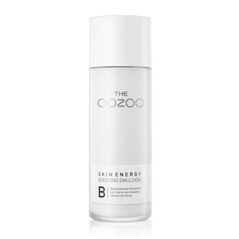 THE OOZOO Энергизирующая эмульсия-бустер для упругости кожи Skin Energy Boosting Emulsion