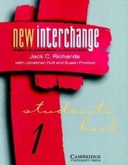 New Interchange  1  SB