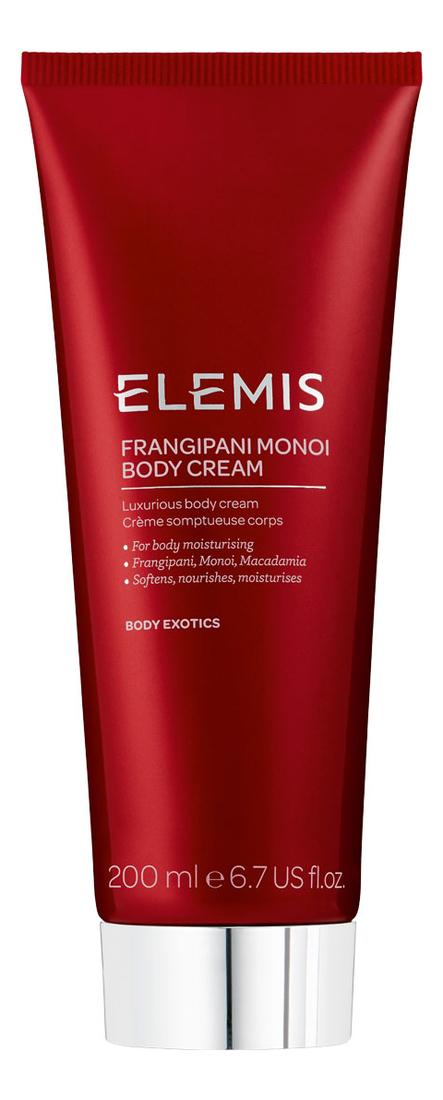 Крем для тела Elemis Body Exotics Frangipani Monoi Body Cream 200 мл