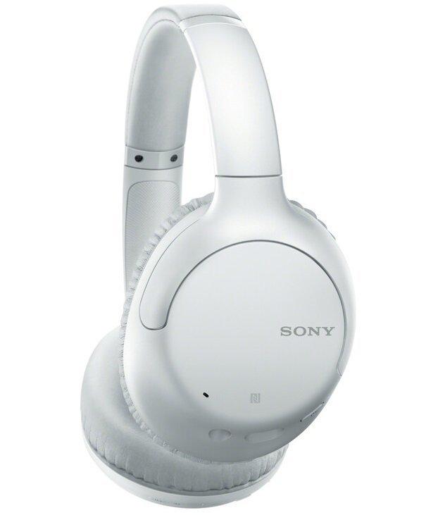 Беспроводные наушники WH-CH710NW белые купить в Sony Centre