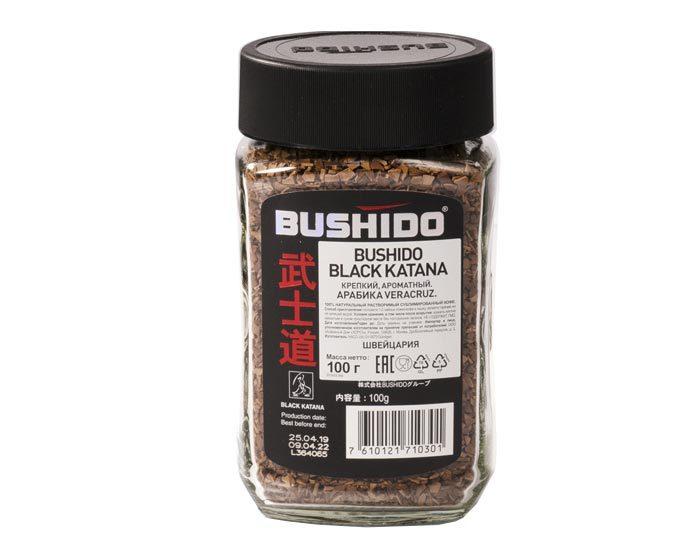 Bushido Black Katana, 100 г