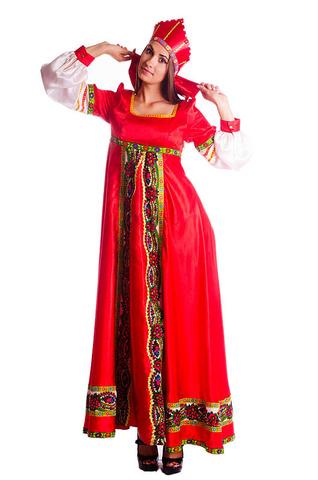 Русский народный костюм женский