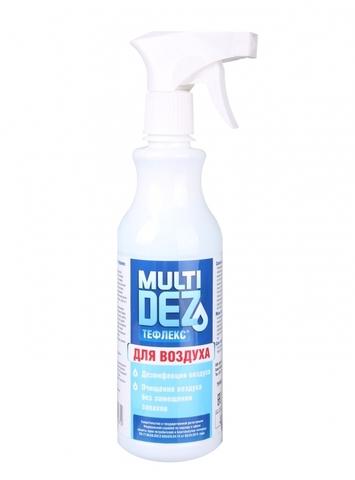 МультиДез-Тефлекс для дезинфекции воздуха (триггер) 0,5л