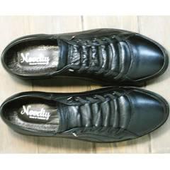 Кроссовки на осень мужские Novelty 5235 Black