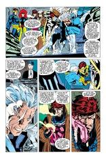 X-Men #26. Bloodties Part II of V (The X-Men/Avengers Crossover)