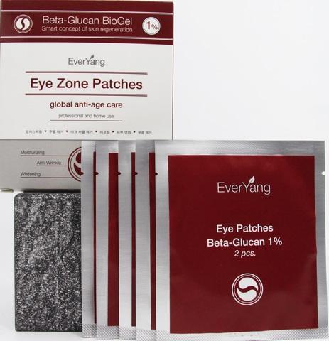 Ever Yang Омолаживающие патчи для век / Eye Zone Patches AntiAge Treatment 5 пар