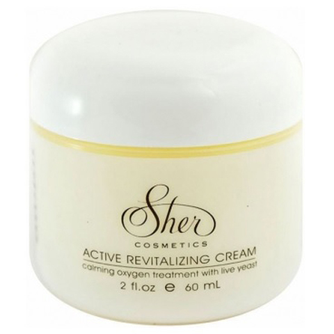 Sher Cosmetics: Активный восстанавливающий крем