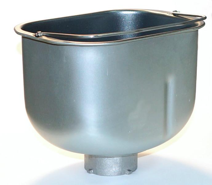 Ведро для хлебопечки Moulinex OW3000 SS-185950 шток (вал) 10 мм.