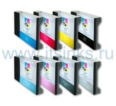 Комплект из 8 картриджей для Epson 7880/9880 8x220 мл