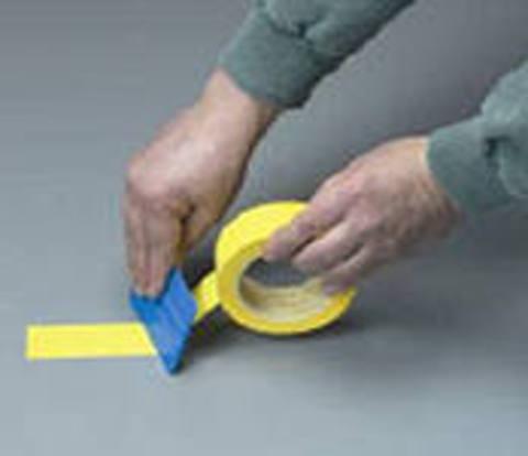 3М 764 Виниловая клейкая лента для маскирования и нанесения разметки