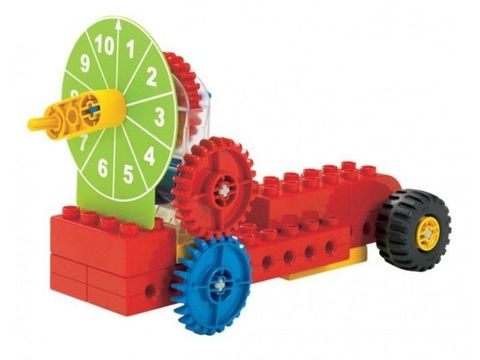 LEGO Education: Мои первые механизмы 9656 —  Early Simple Machines Set — Лего Образование Эдукейшн