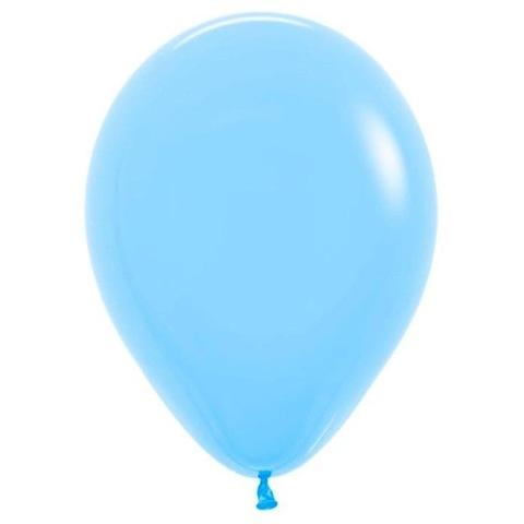 Шар Светло-голубой, 30 см