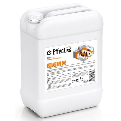 Средство для мытья посуды Effect Vita 202 5 л (концентрат)