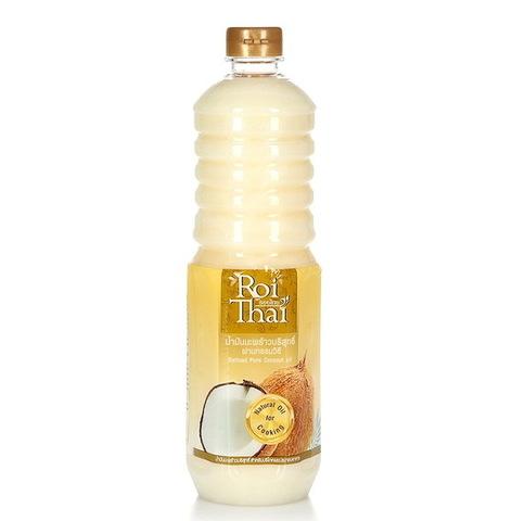 Масло Roi Thai кокосовое рафинированное 1л