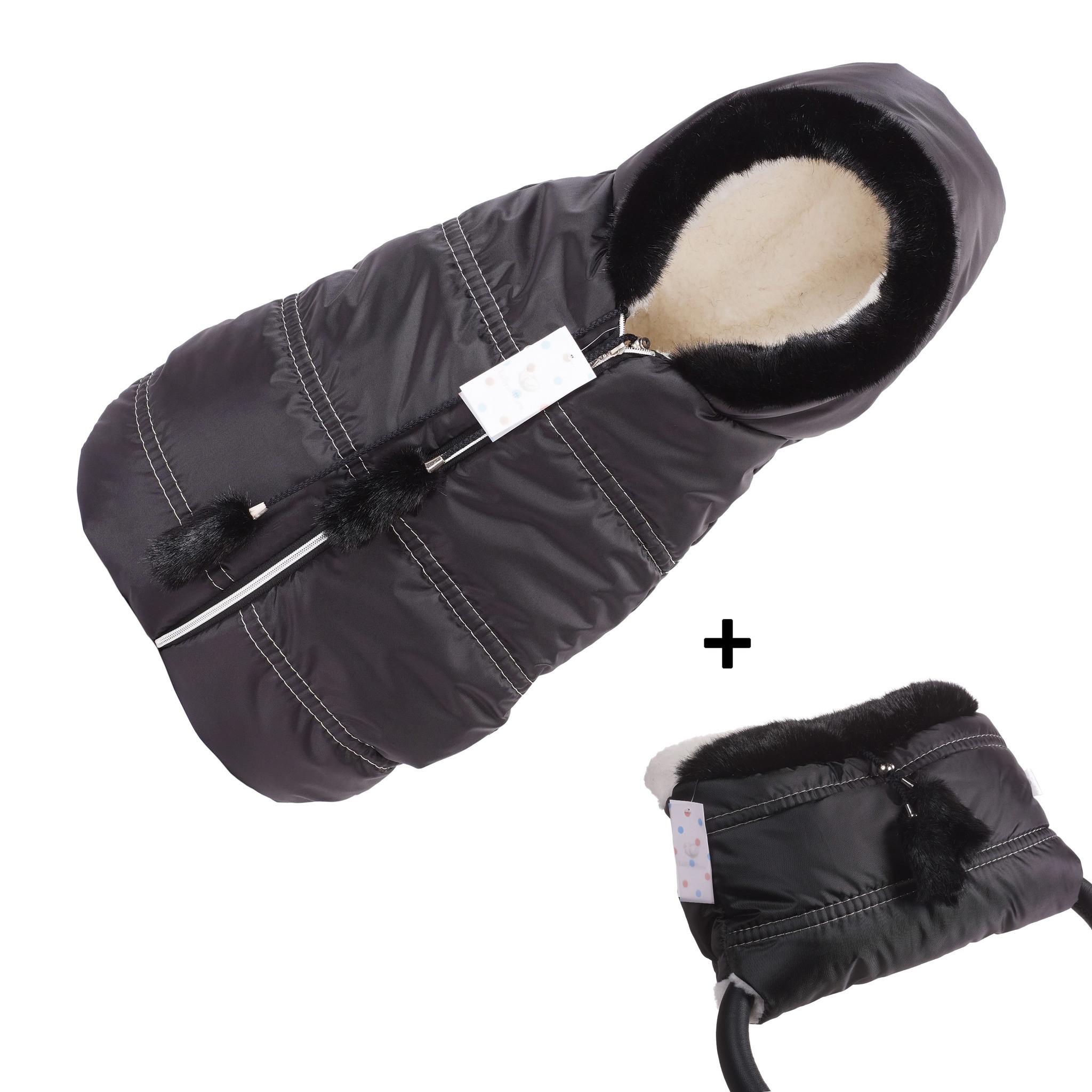 Каталог Комплект конверт + муфта Lollycottons черная Конверт-КОКОН--Lolly-cotons---MAXI-SAVE_-черный.jpg