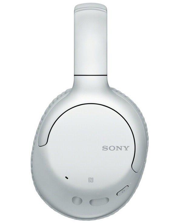 Наушники WHCH710NW белые купить в интернет-магазине Sony Centre