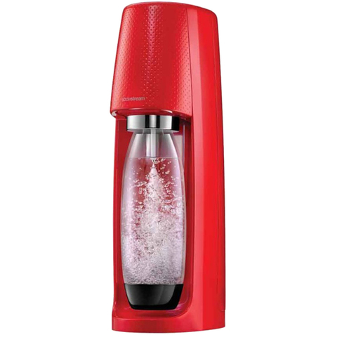 Сифон Sodastream Spirit Red