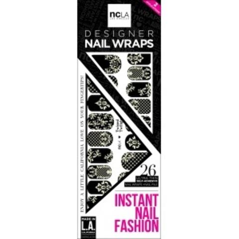 Наклейки пленки для ногтей NCLA (NC-0015) купить за 590руб