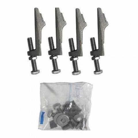 Комплект ножек для ванны Roca регулируемые