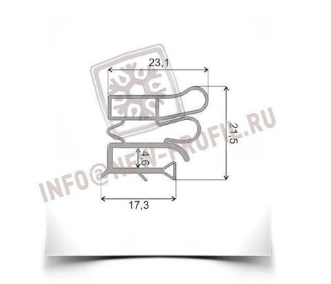 Уплотнитель  для холодильника Vestfrost VB301 M1 х.к. 990*570 мм (012/022)