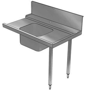 фото 1 Стол для грязной посуды Electrolux BHHPTBH14R 865310 на profcook.ru