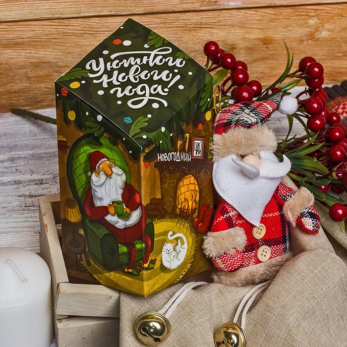 Купить вкусный чай в подарок на Новый год в Перми