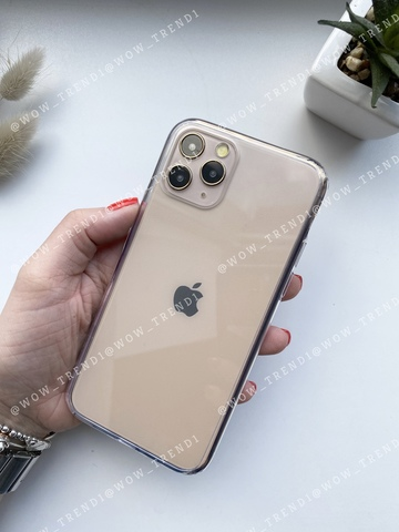 Чехол iPhone 11 Pro Simple pure /transparent/ 445