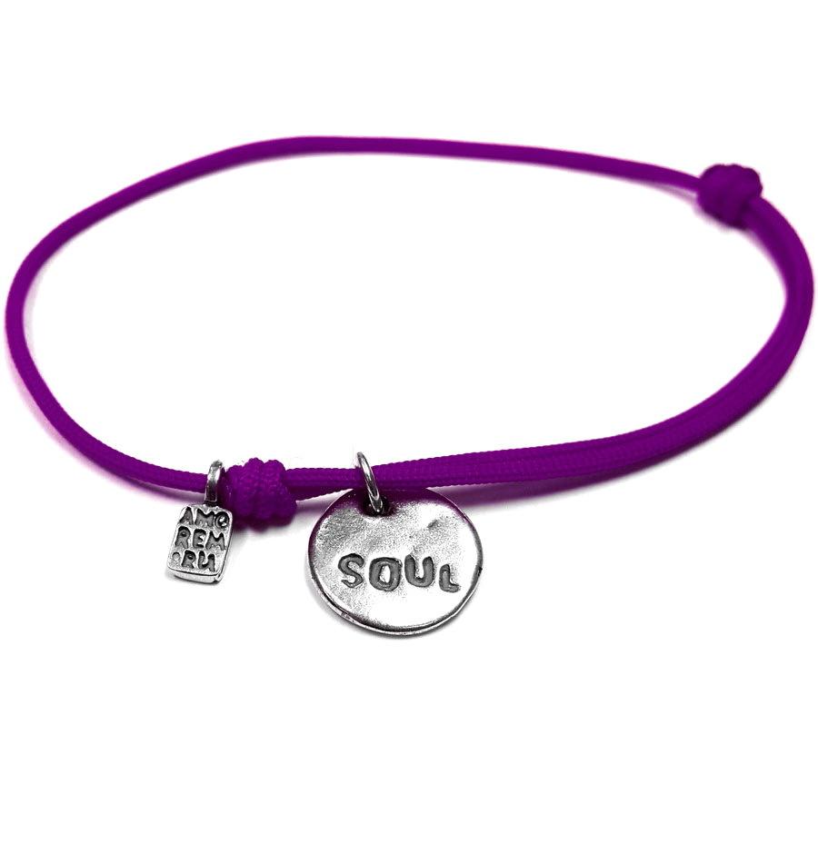 Soul Bracelet, Sterling Silver