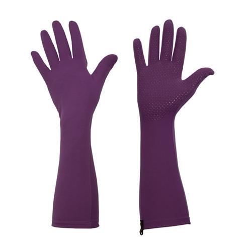 Перчатки садовые FOXGLOVES ELLE Grip ирис (фиолетовый)