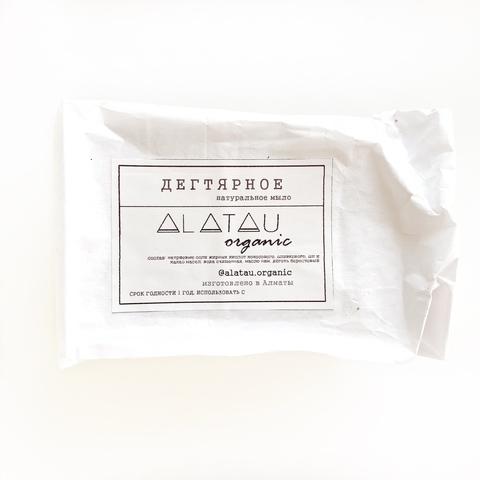 Мыло Дегтярное (Alatau Organic)