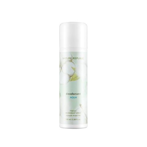 Доставка НР DEO Дезодорант-спрей увлажняющий Fresh Deodorant Spray (AQUA) 100мл