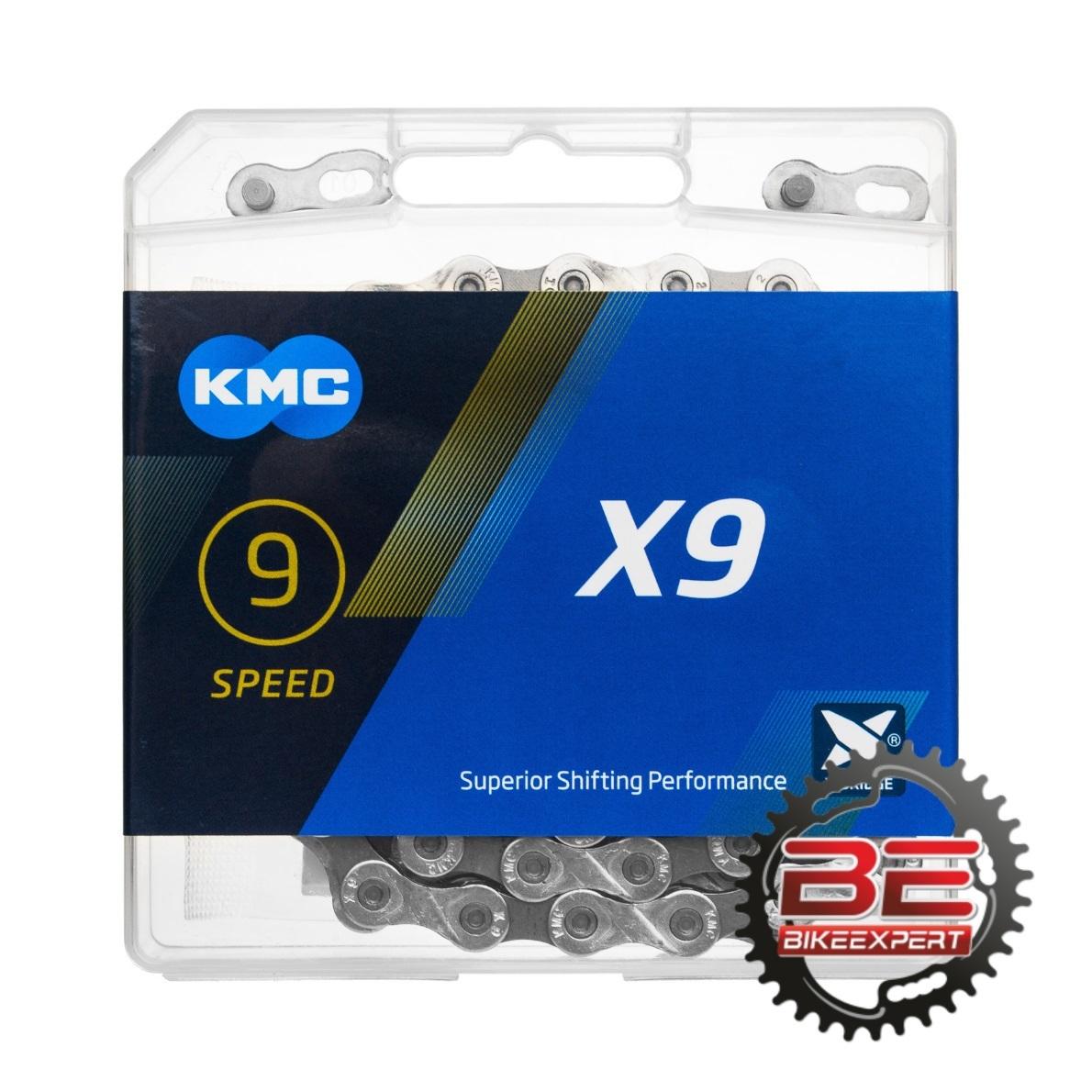 Велосипедная цепь КМС X9.93