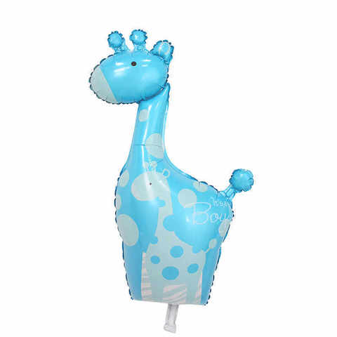 Шар фигура Жираф выписка мальчик